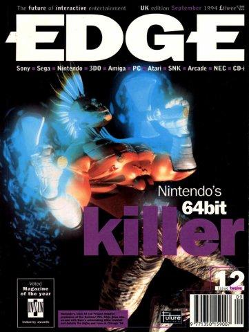 Edge 012 (September 1994)