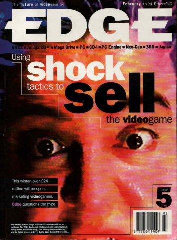 Edge 005 (February 1994)