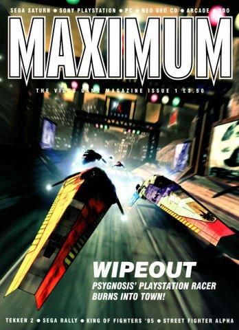 Maximum Issue 01