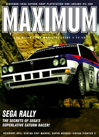 Maximum Issue 03
