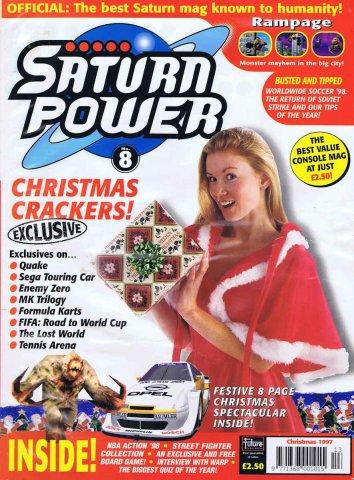 Saturn Power 08 (Christmas 1997)