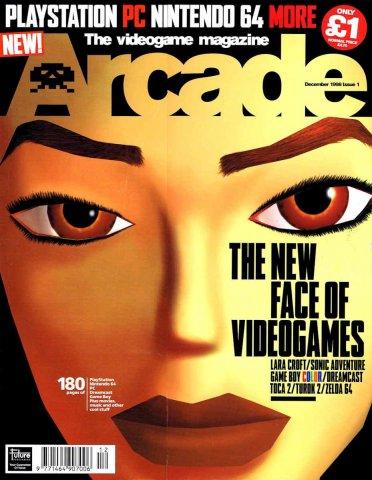 Arcade Issue 01 (December 1998)