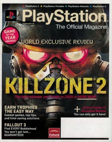 PlayStation The Official Magazine (USA) Issue 016 February 2009