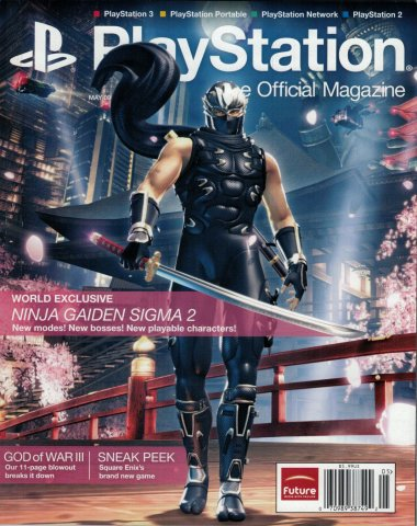 PlayStation The Official Magazine (USA) Issue 019 May 2009
