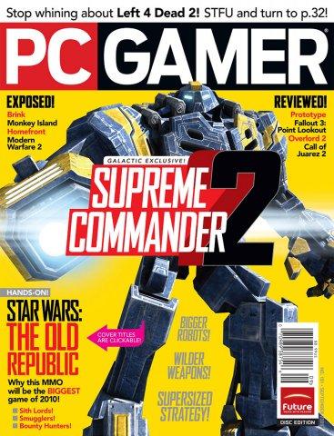 PC Gamer Issue 191 September 2009