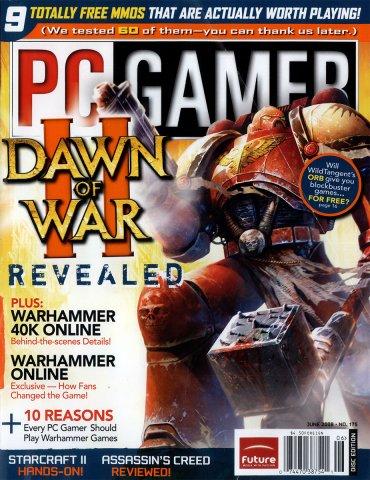 PC Gamer Issue 175 June 2008