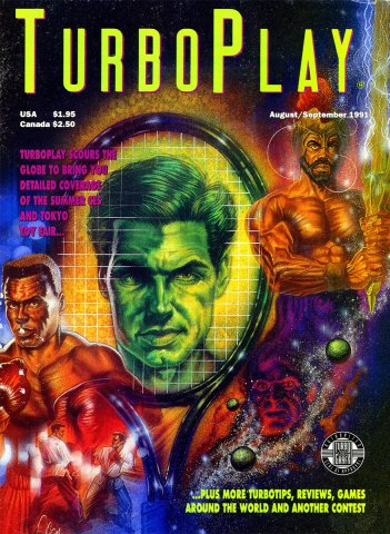 TurboPlay Issue 008 August-September 1991