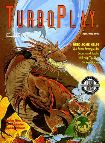 TurboPlay Issue 012 April-May 1992