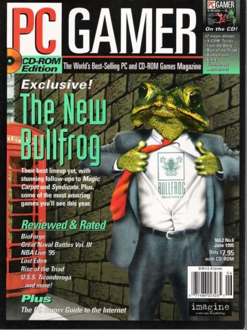 PC Gamer Issue 013 June 1995