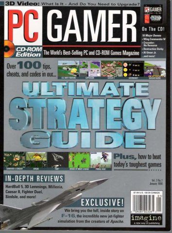 PC Gamer Issue 020 January 1996