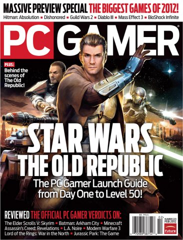 PC Gamer Issue 223 February 2012