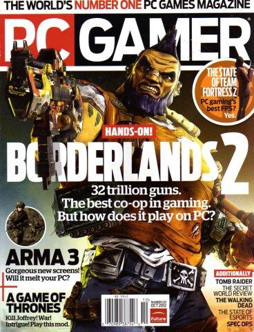 PC Gamer Issue 231 October 2012