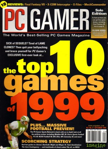 PC Gamer Issue 052 September 1998 (Solo Edition)