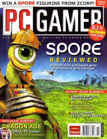 PC Gamer Issue 180 November 2008