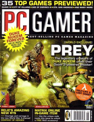 PC Gamer Issue 137 June 2005