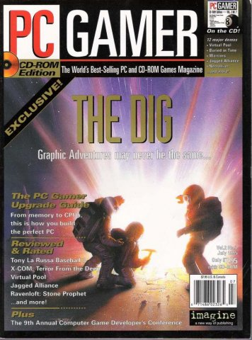 PC Gamer Issue 014 July 1995
