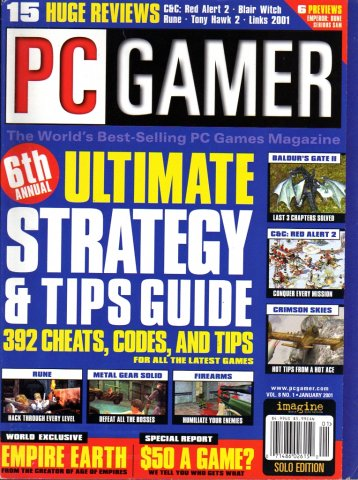 PC Gamer Issue 080 January 2001