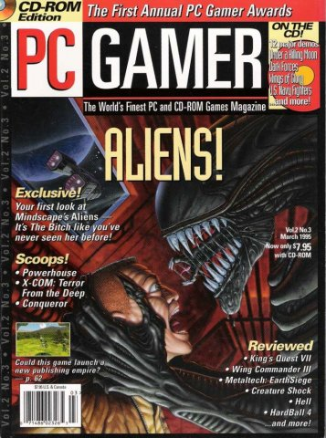 PC Gamer Issue 010 March 1995