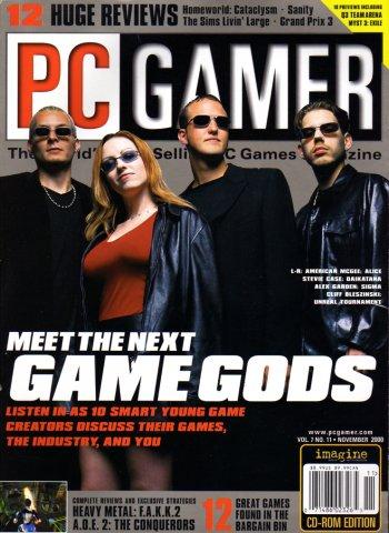 PC Gamer Issue 078 November 2000