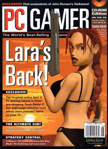 PC Gamer Issue 039 August 1997