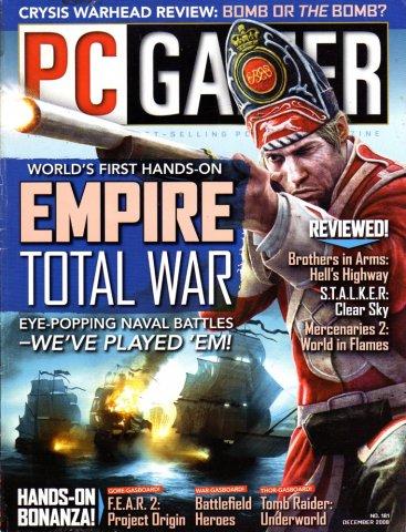 PC Gamer Issue 181 December 2008