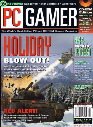 PC Gamer Issue 031 December 1996