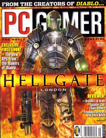 PC Gamer Issue 136 May 2005