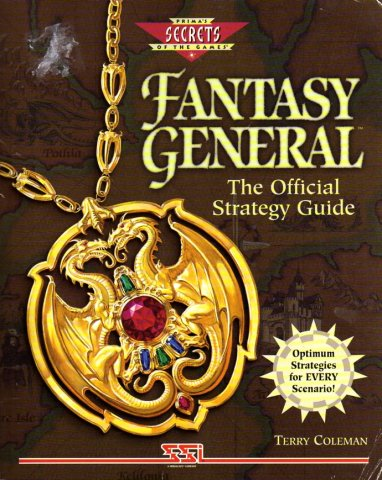 Fantasy General Official Strategy Guide