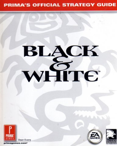 Black & White Official Strategy Guide