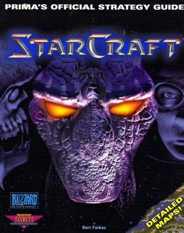 StarCraft Official Strategy Guide