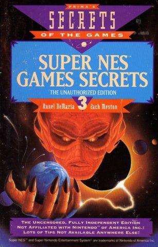 Super NES Games Secrets Volume 3