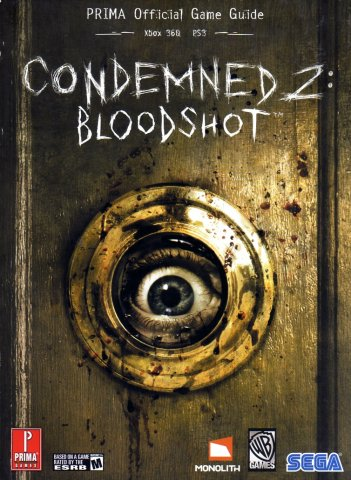 Condemned 2: Bloodshot Official Game Guide