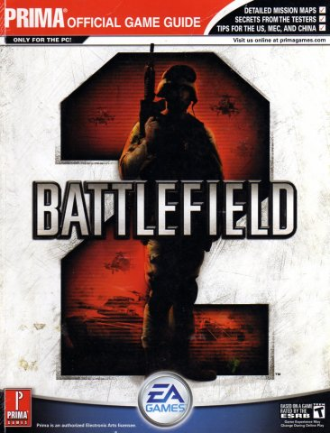 Battlefield 2 Official Game Guide
