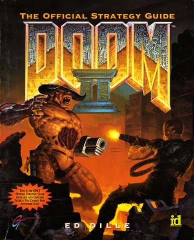 Doom II Official Strategy Guide