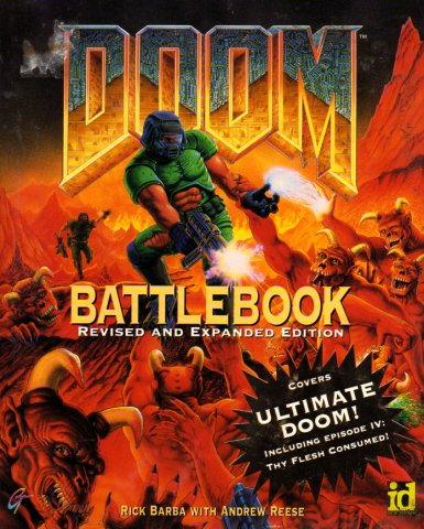 Doom Battlebook Revised And Expanded Edition