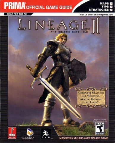 Lineage II The Chaotic Chronicle