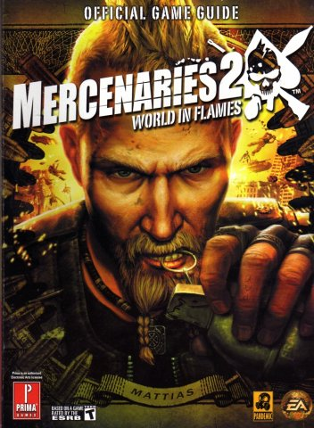 Mercenaries 2: World in Flames Official Game Guide