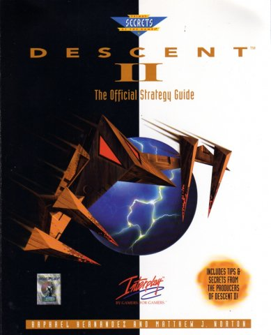 Descent II The Official Strategy Guide