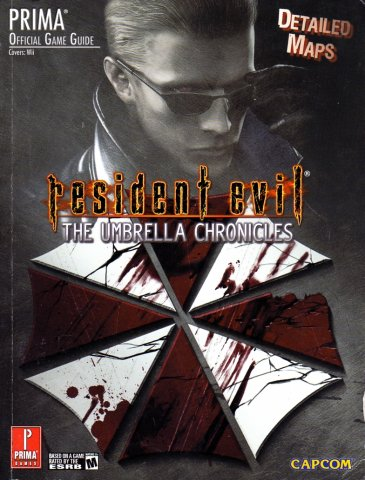 Resident Evil   The Umbrella Chronicles Official Game Guide