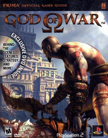 God Of War Official Game Guide
