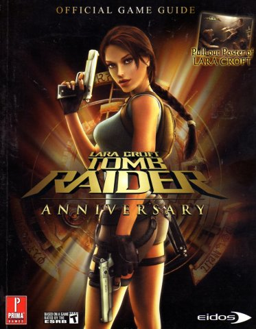 Tomb Raider Anniversary Official Game Guide