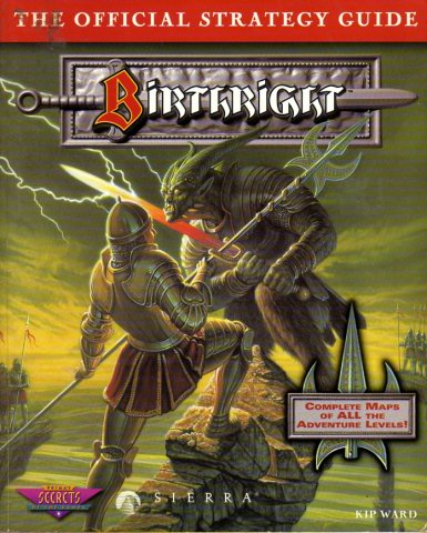 Birthright Official Strategy Guide