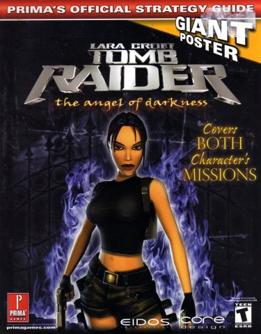 Tomb Raider - The Angel Of Darkness Official Strategy Guide