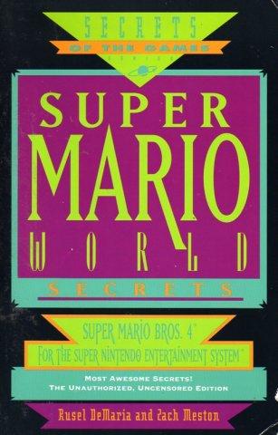Super Mario World Secrets