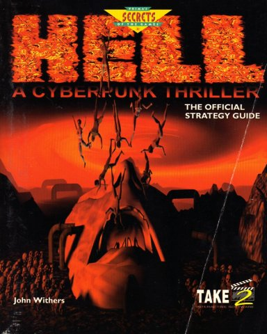 Hell: A Cyberpunk Thriller Official Strategy Guide