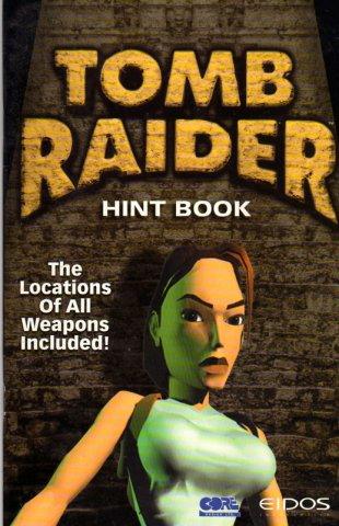 Tomb Raider Hint Book