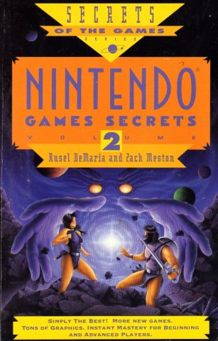 Nintendo Games Secrets Volume 2