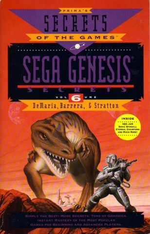 Sega Genesis Secrets Volume 6