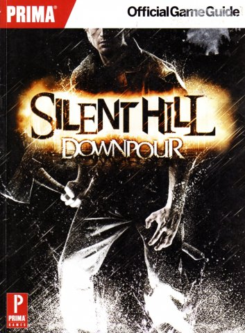 Silent Hill Downpour Official Game Guide