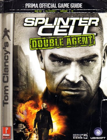 Splinter Cell Double Agent Official Game Guide